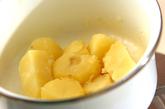 チーズ入りコロッケの作り方1