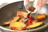 カボチャのソース炒めの作り方3