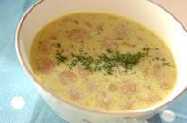 ココナッツカレースープ