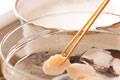 霜ふりホタテのおろし和えの作り方5