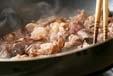 肉ジャガ風グラタンの作り方1