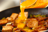 豆腐と豚肉の炒め物の作り方4