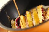 サツマイモのココナッツフリットの作り方3
