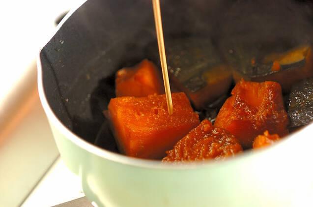 カボチャの煮物の作り方の手順2
