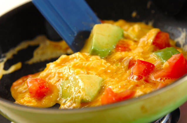 アボトマ卵トーストの作り方の手順6