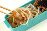 モヤシ炒めの作り方2