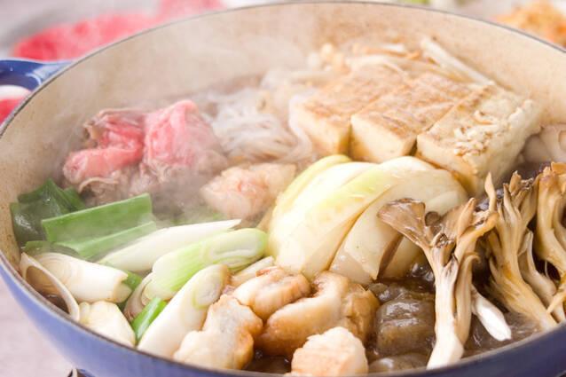 中島流すき焼きの作り方の手順14
