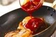 鶏肉のケチャップ焼の作り方4