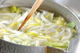 ゆでキャベツのサラダの作り方4