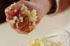 焼き餃子の作り方の手順1