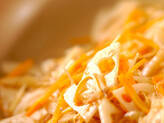 ブリ照り根菜ご飯の作り方2
