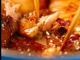 ブリ照り根菜ご飯の作り方3