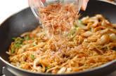 切干し大根のおかか炒めの作り方3