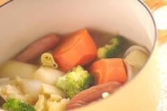 カラダ温まる!ごろごろ野菜のポトフ