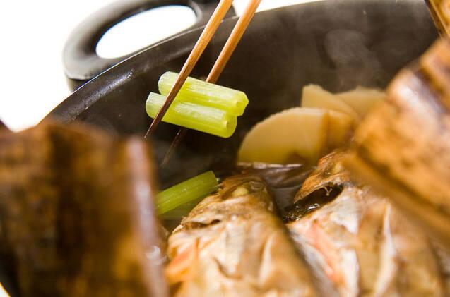 煮崩れしない!基本の魚の煮付けの作り方の手順8