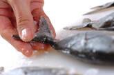 アジの塩焼きの作り方5