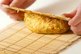 ニンジン入り卵焼きの作り方4