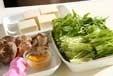 タラと豆腐のサッと煮の下準備2