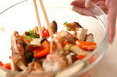 鮭と野菜のおろし和えの作り方10