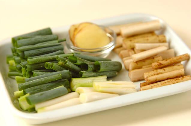 鯖の味噌煮の作り方の手順2