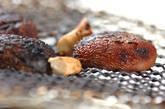 ホウレン草と焼きシイタケのお浸しの作り方4