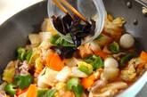 和風八宝菜の作り方12