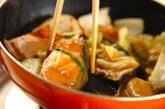 鮭のちゃんちゃん焼きの作り方3