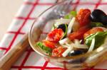 チェリートマトのサラダ