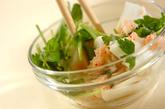 ミツバとカブのサラダの作り方2