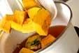 カボチャの甘煮の作り方1