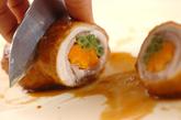 チキンのロール煮の作り方4