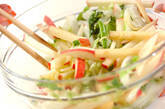 白菜の甘酢和えの作り方4
