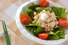 栄養満点サラダ