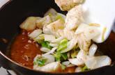揚げずに簡単!白身魚の甘酢あんの作り方4