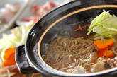 晦日チャンコ鍋の作り方10