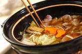 晦日チャンコ鍋の作り方2