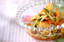 もずくの生野菜サラダ