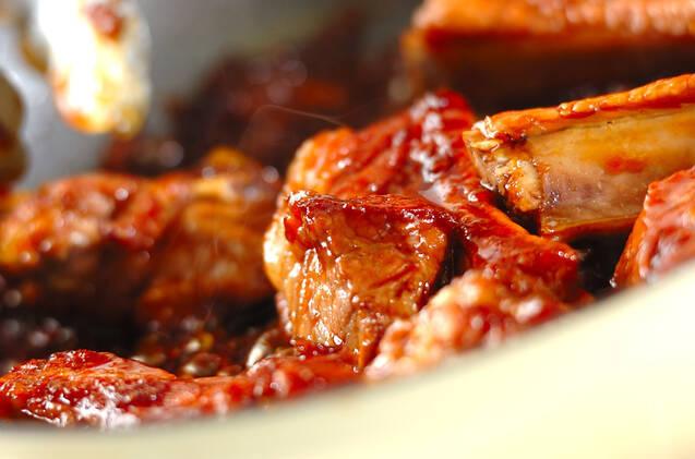 スペアリブのママレード煮の作り方の手順3