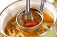 きんぴらみそ汁の作り方3