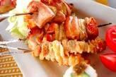 焼き鶏オーブン焼き