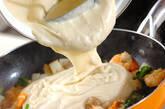 エビの豆乳ドリアの作り方8
