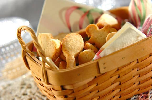 大豆粉クッキー