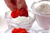 イチゴプリンの作り方の手順7