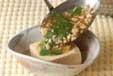豆腐の鶏そぼろの作り方3