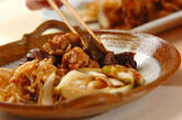 鶏肉の甘辛煮の作り方11