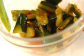 キュウリのピリ辛漬けの作り方3