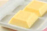 卵豆腐のだしあんかけの作り方1