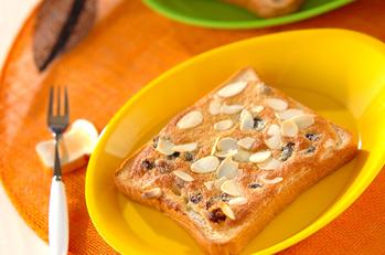 食パンアマンド