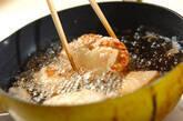 タケノコのはさみ揚げの作り方8