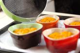 焼きパンプキンプリンの作り方3
